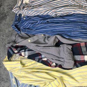 Bundle of Men's Abercrombie Button Down